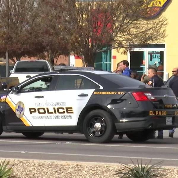 El Paso officer shot in South-Central neighborhood