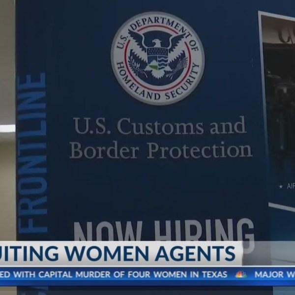 U.S. Customs and Border Protection hiring in El Paso