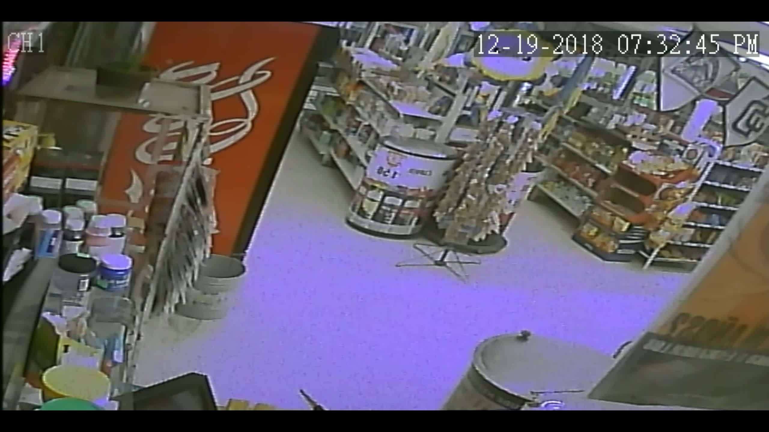 Aggravated Robbery at Abuelita's Grocery Store in Socorro