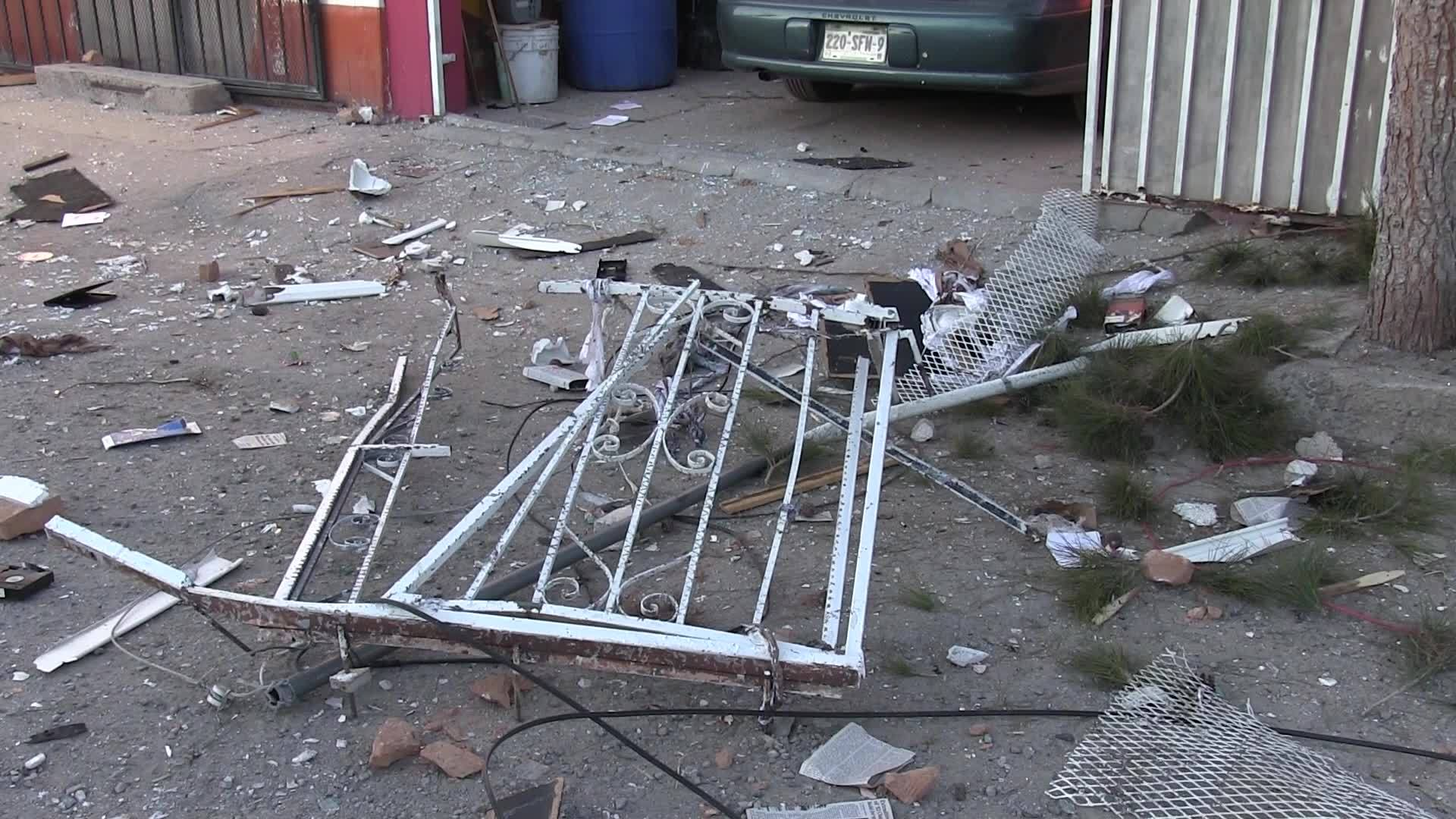 Explosion in Juarez caused while man tried to make coffee
