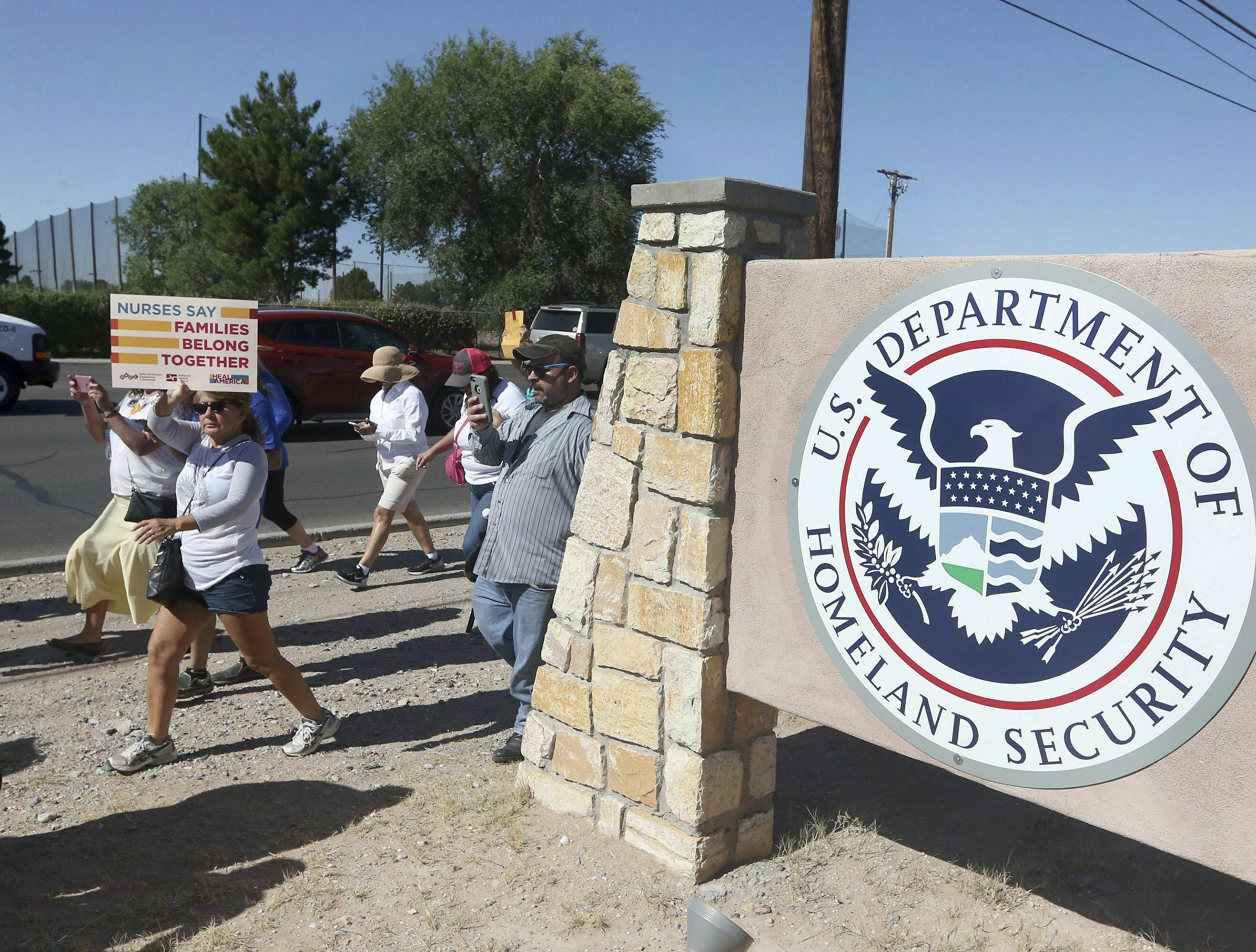 ICE force-feeding detainees on hunger strike at El Paso facility