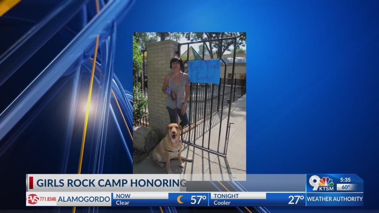 Local Girls Camp Rock to open honoring Esme Barrera