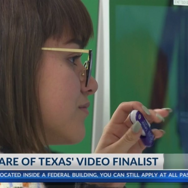 Local Student Becomes State Finalist for Environmental Video