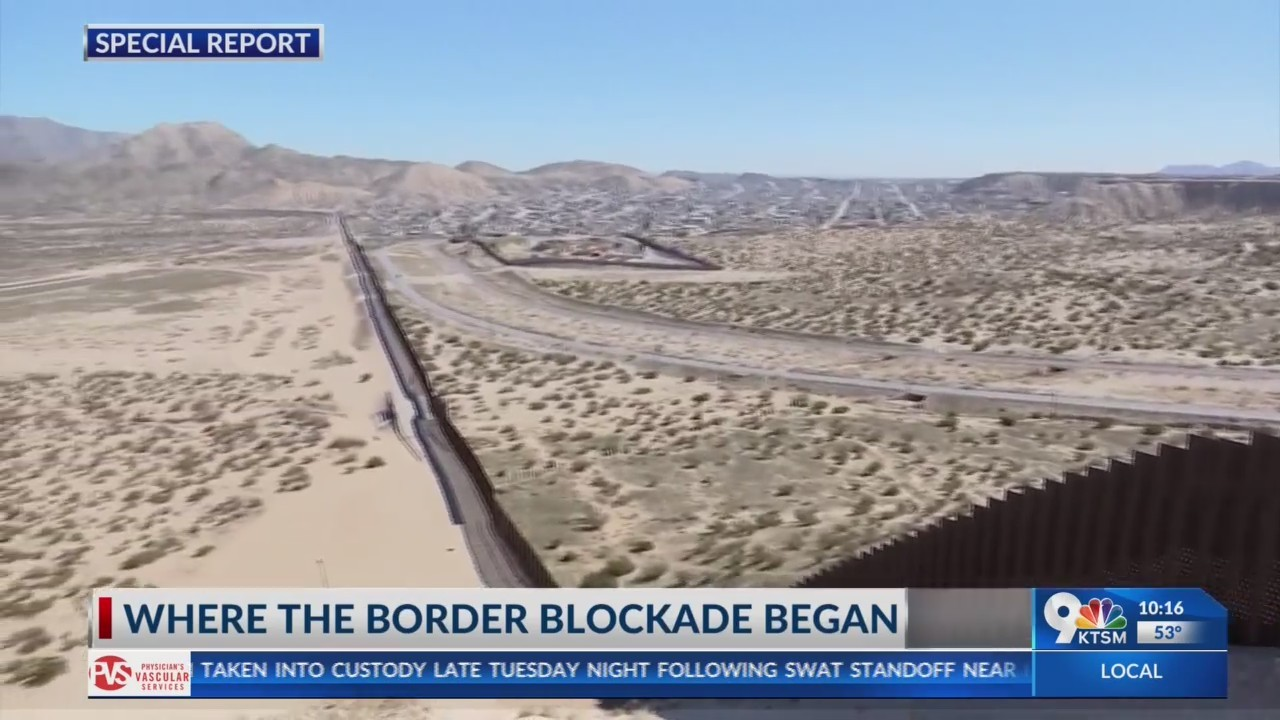 Breaking down El Paso's border barriers: Special Report