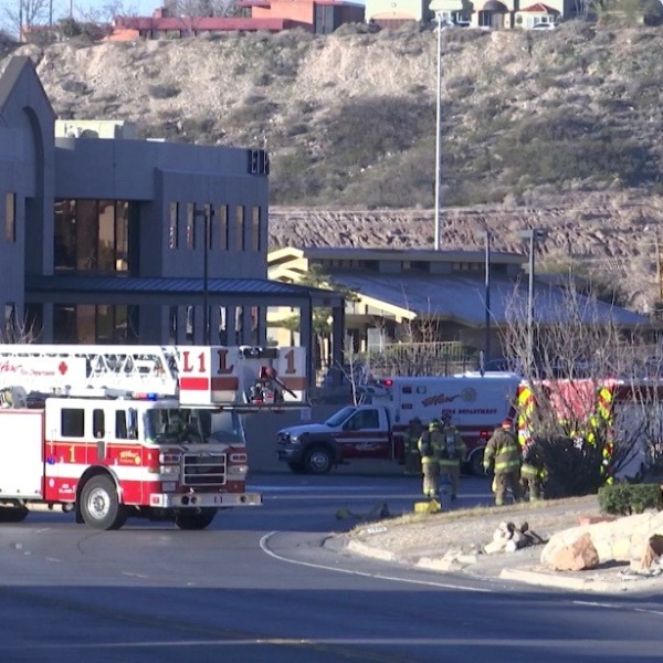Gas leak in Central El Paso