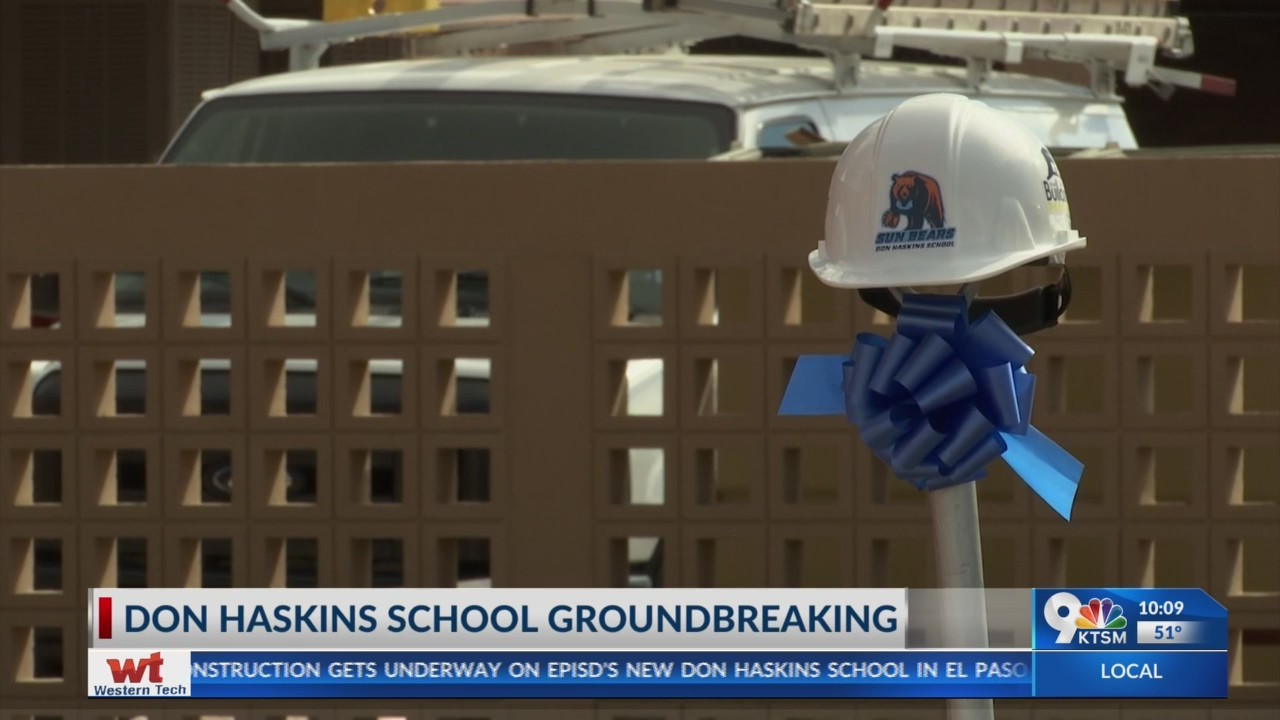 EPISD school to be named after Don Haskins