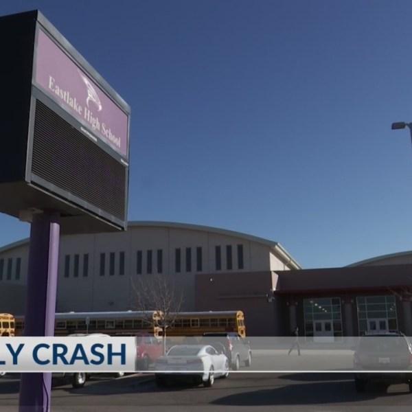 Eastlake High School student, man killed in crash near Horizon
