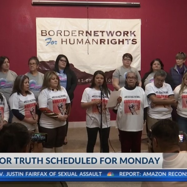 Local organizations announce protest the same day as Trump's visit