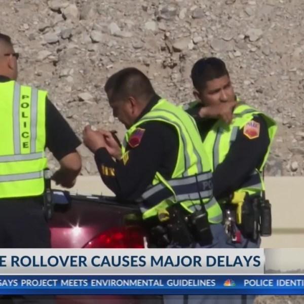 Roll over Crash