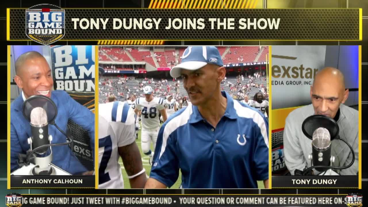 """Tony Dungy shares Peyton Manning story about """"family day"""""""