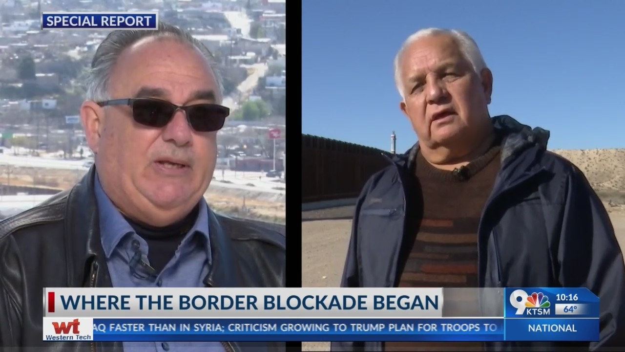 Where the Border Blockade Began: Special Report