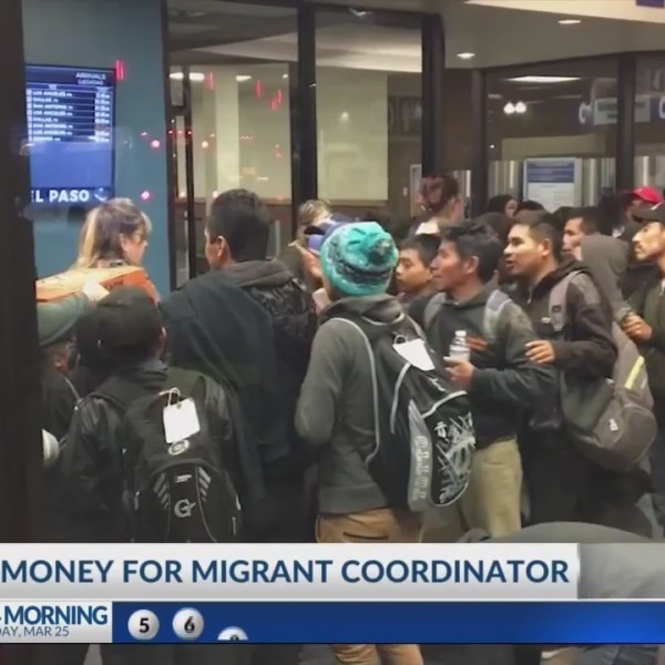 City of El Paso approves funding for migrant coordinator position