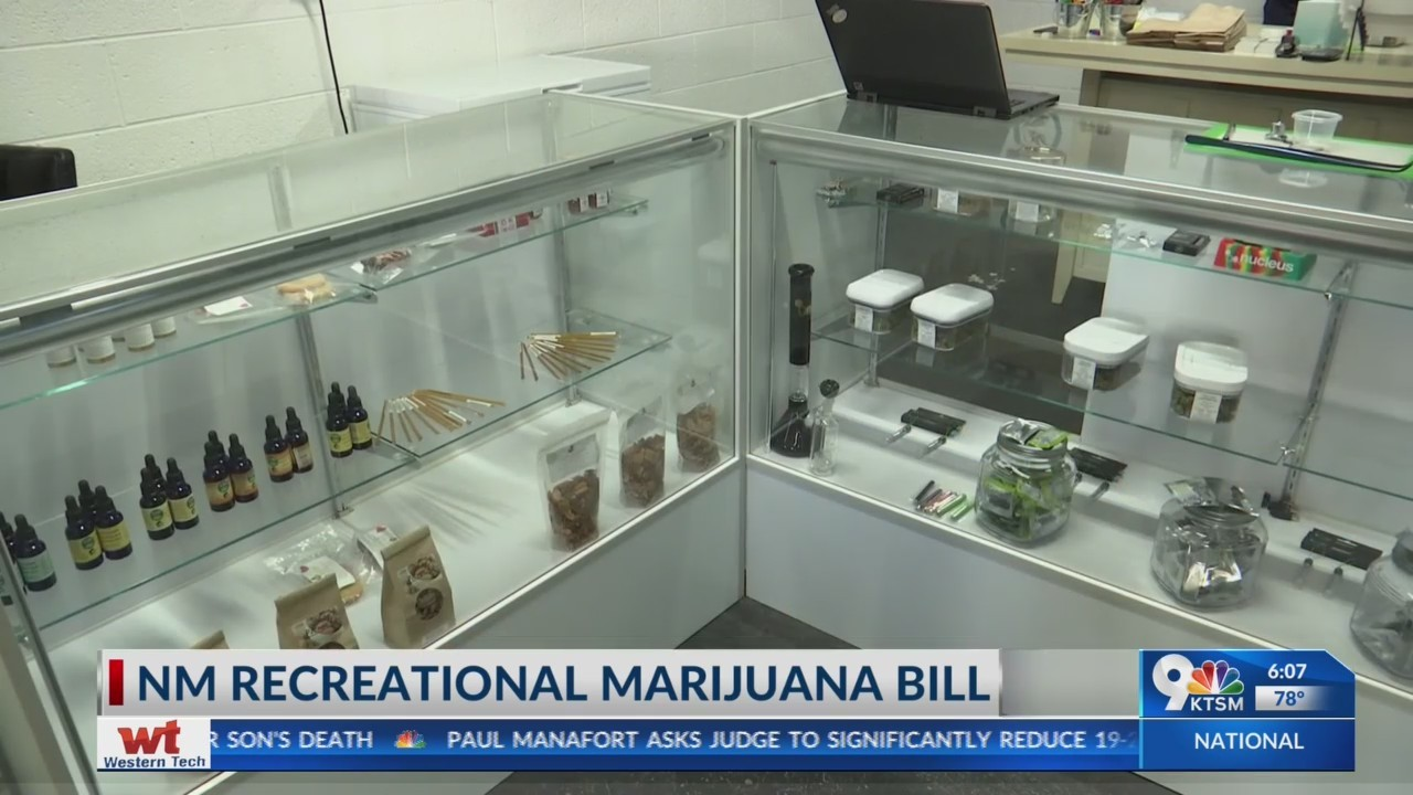 New NM Proposed House Bill making its way through legislation to legaize recreational marjuana