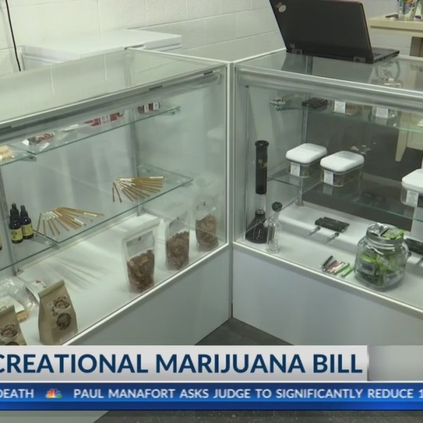 New NM Proposed House Bill making its way through legislation to legaize recreational marjuana