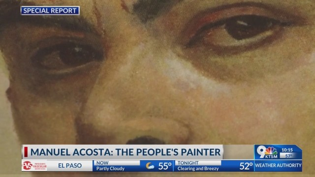 Special Report: The People's Painter