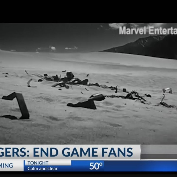 El Pasoans stay awake from dusk till dawn to see Avengers End Game
