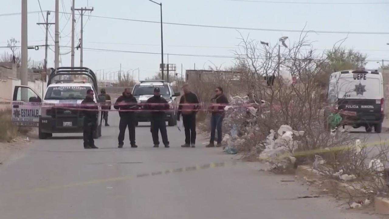 Four men found murdered in Juarez on Friday night, Saturday morning
