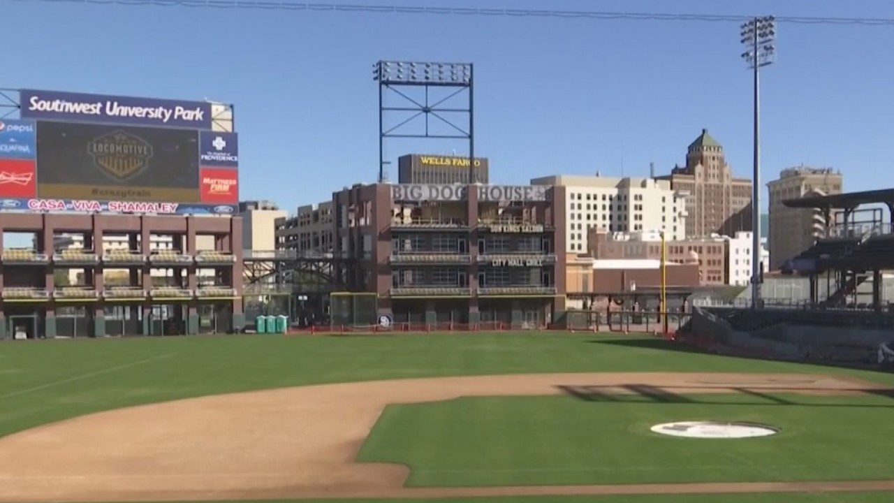 From soccer stadium to baseball field: Southwest University Park set for Opening Day