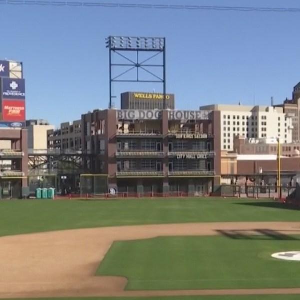 From soccer stadium to baseball field: Southwest University Park set for Opening Day