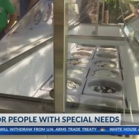 Ice cream shop to employ locals with special needs