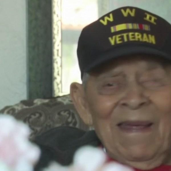 Local veteran turns 100 years old