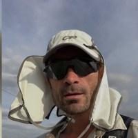 Man walks from Brownsville to El Paso to explore U.S.-Mexico border