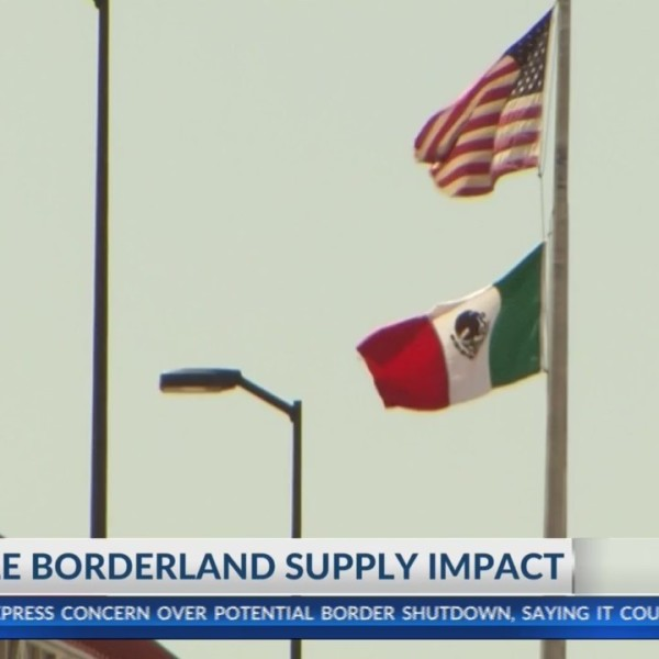 Mayor Dee Margo worries over economic impact with Mexico if Border shuts down