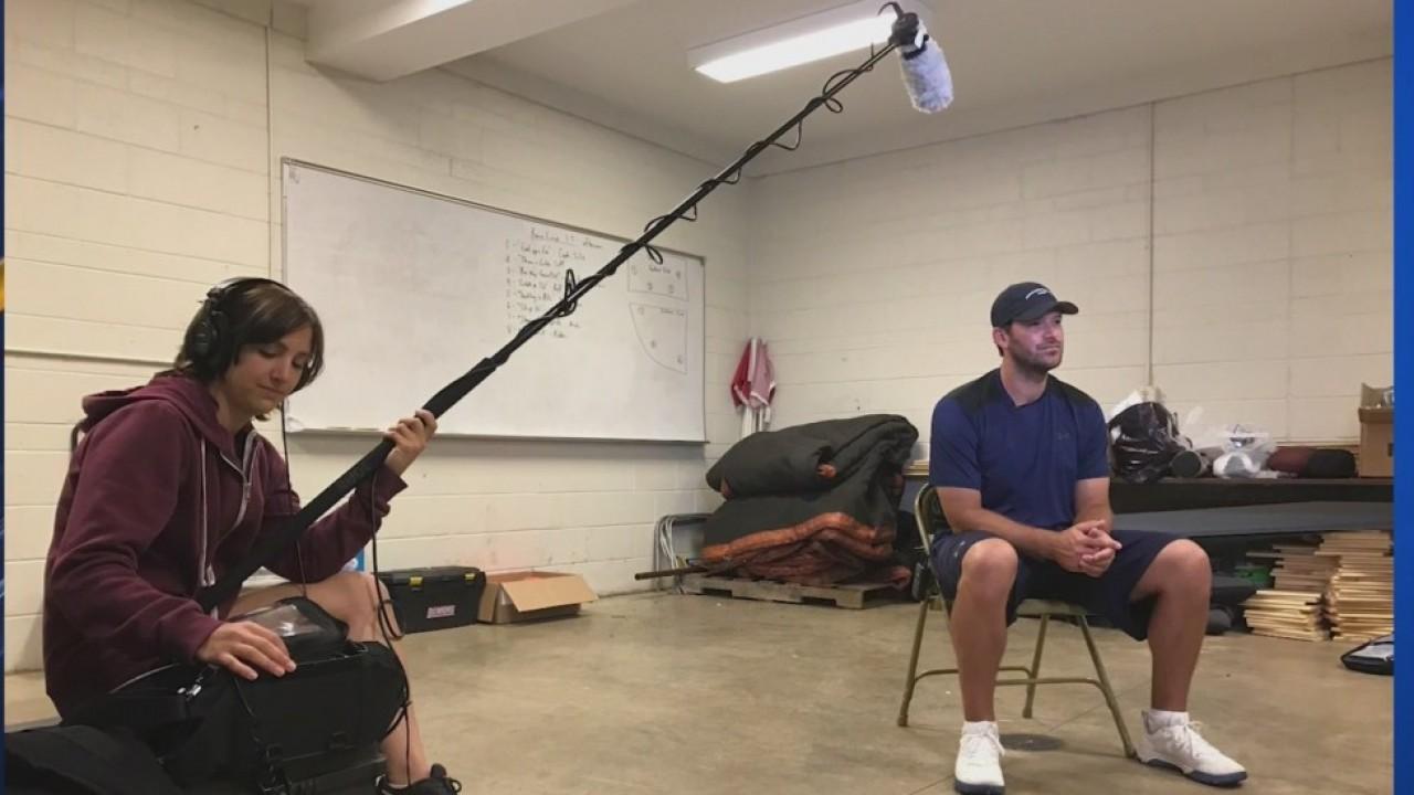 Now or Never: A Tony Romo Story Documentary