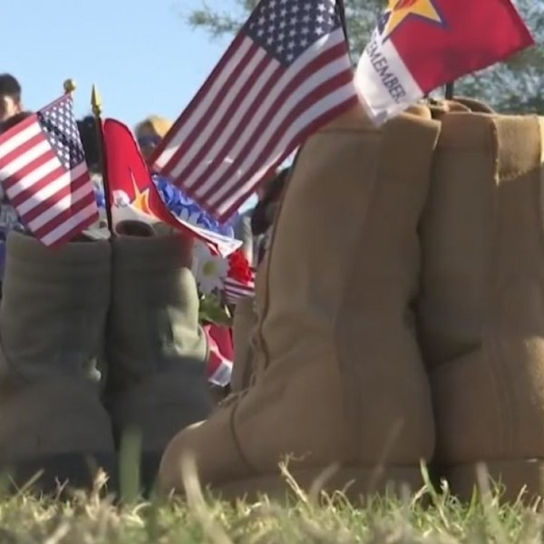 Run for the Fallen 5K honors local military heroes