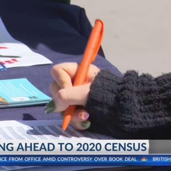 Students at UTEP kick off 2020 Census Awareness event