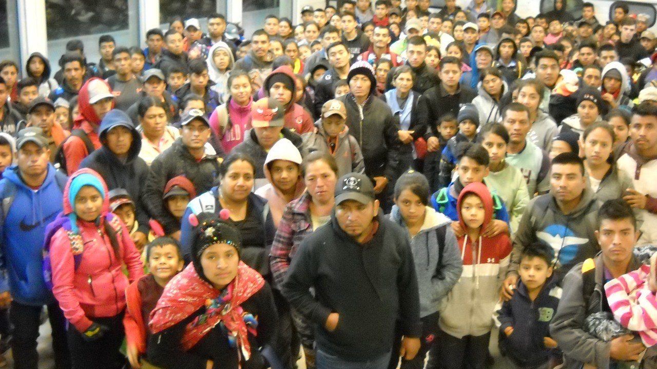 More than 400 migrants arrested in Sunland Park for illegal crossing