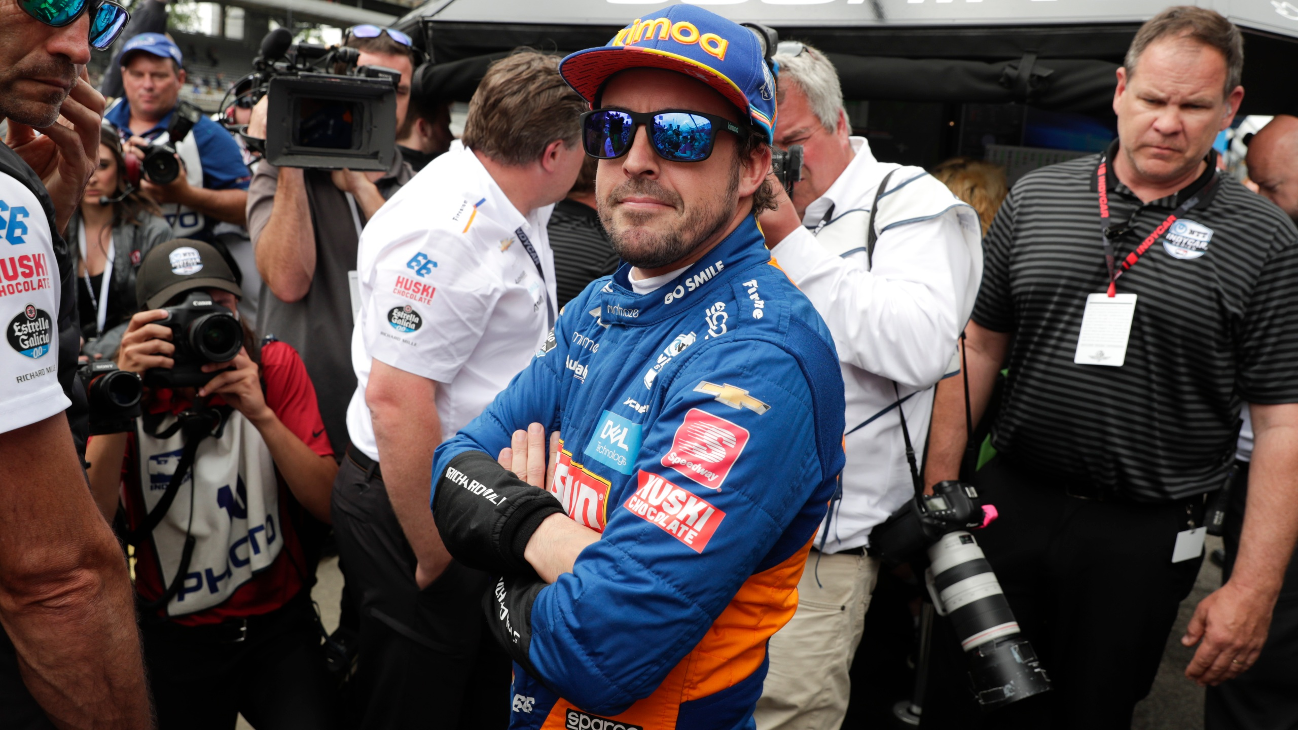 IndyCar Indy 500 Auto Racing_1558381161183