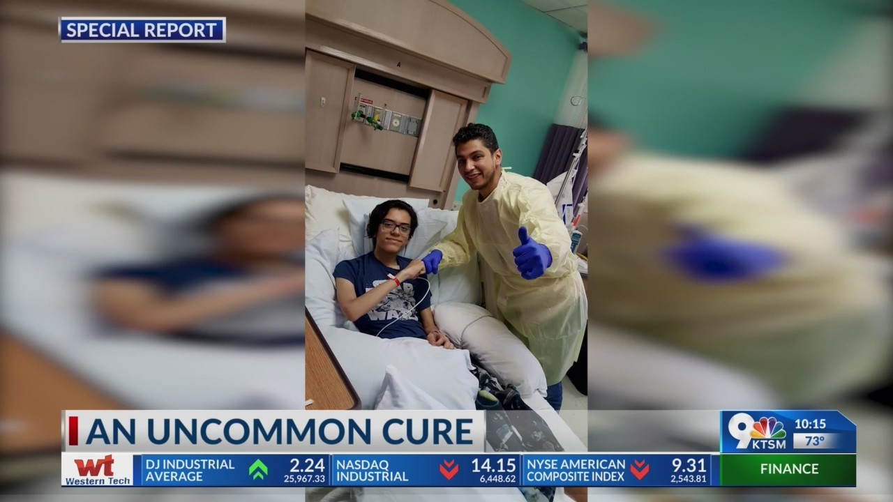 An uncommon cure: Rare life-saving surgery performed in El Paso