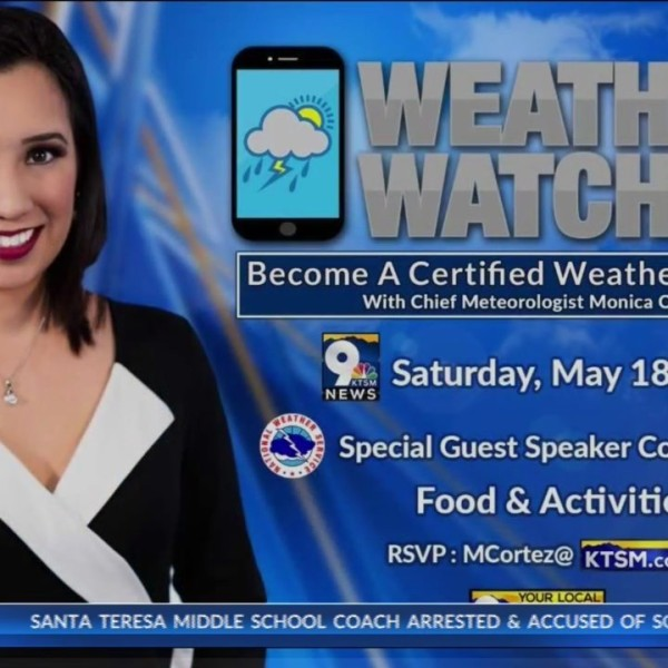 Become a Certified Weather Watcher