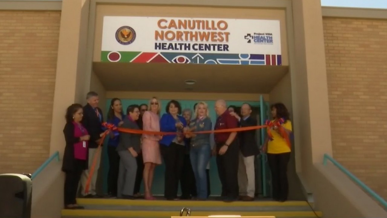 Canutillo ISD Partners with Project Vida for new Heath Center