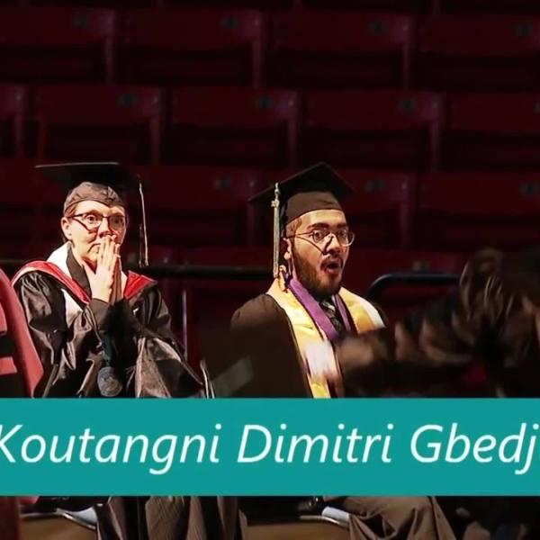 EPCC student goes viral for graduation ceremony flip