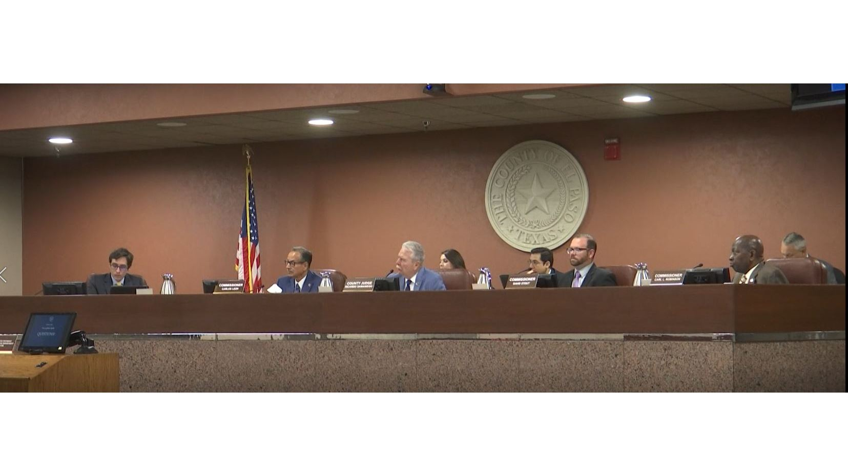El Paso county leaders disapprove proposed bill to increase sales tax for Texans