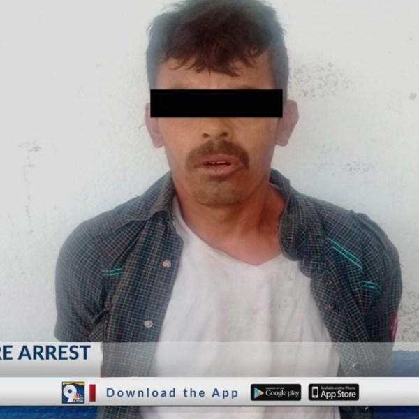 Juarez massacre suspect arrested