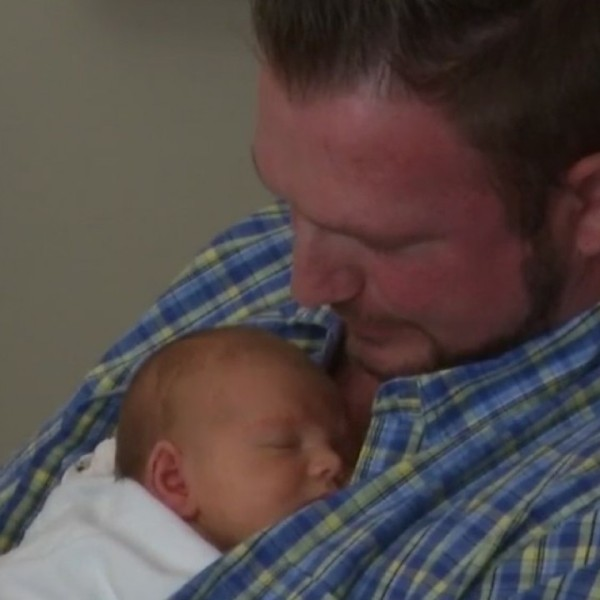 Las Palmas discusses importance of skin-to-skin contact with newborns, parents