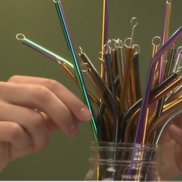 Reusable Straws By Aimee Oh
