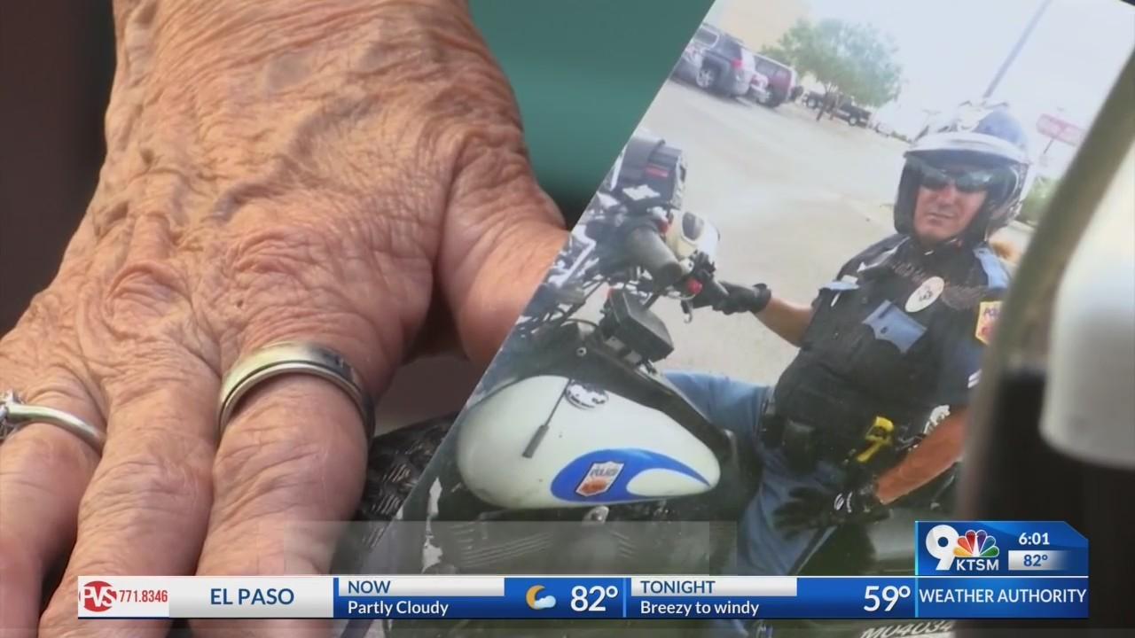 Special tribute in honor of fallen officer David Ortiz