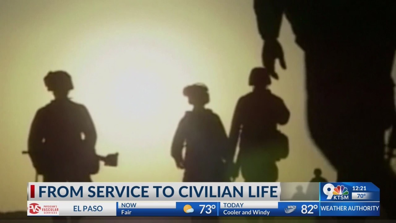 Veterans get help transitioning from service to civilian life