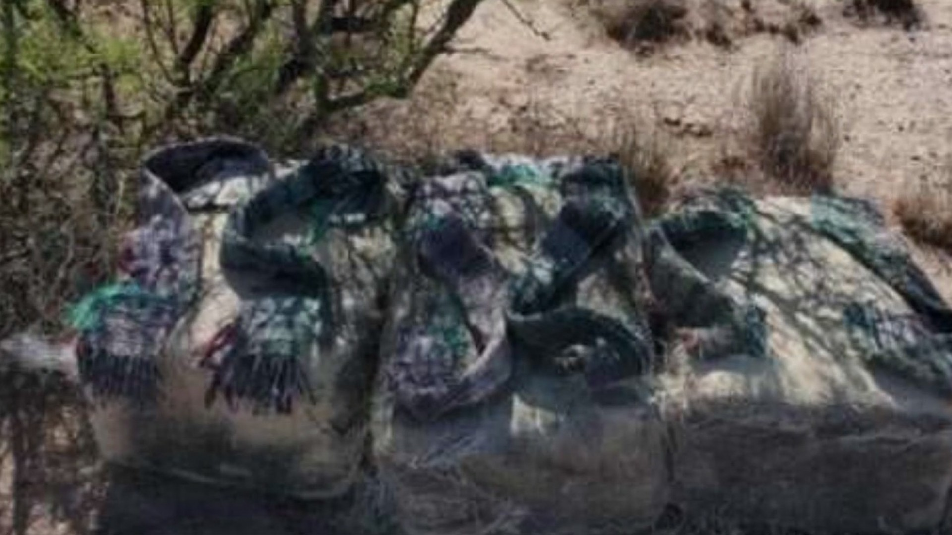 Border Patrol seizes 850 pounds of marijuana near Van Horn