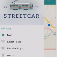 City launches Streetcar App