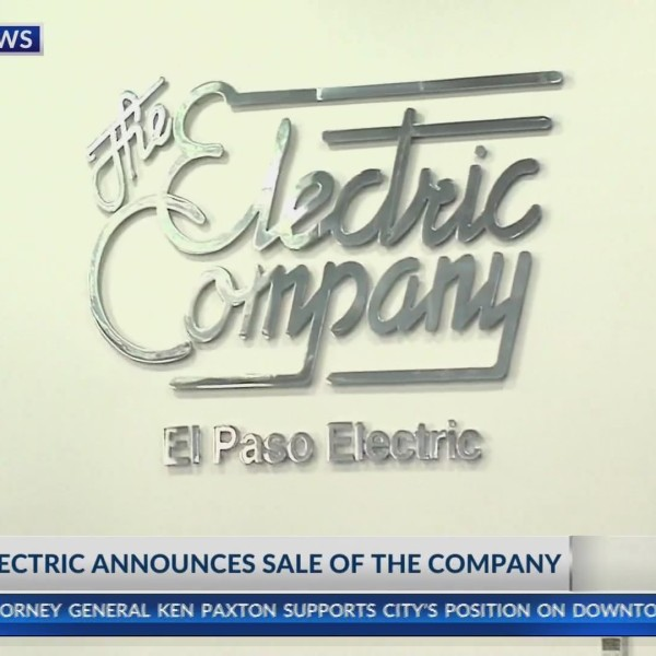 El Paso Electric being sold to IFF