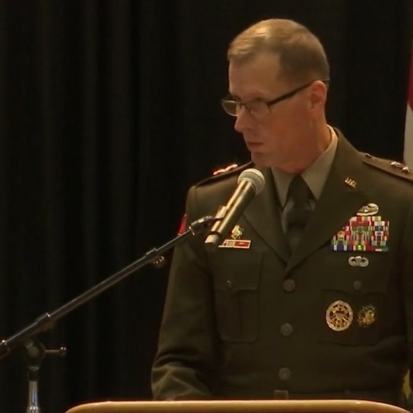 Fort Bliss Major General addresses second state of the military