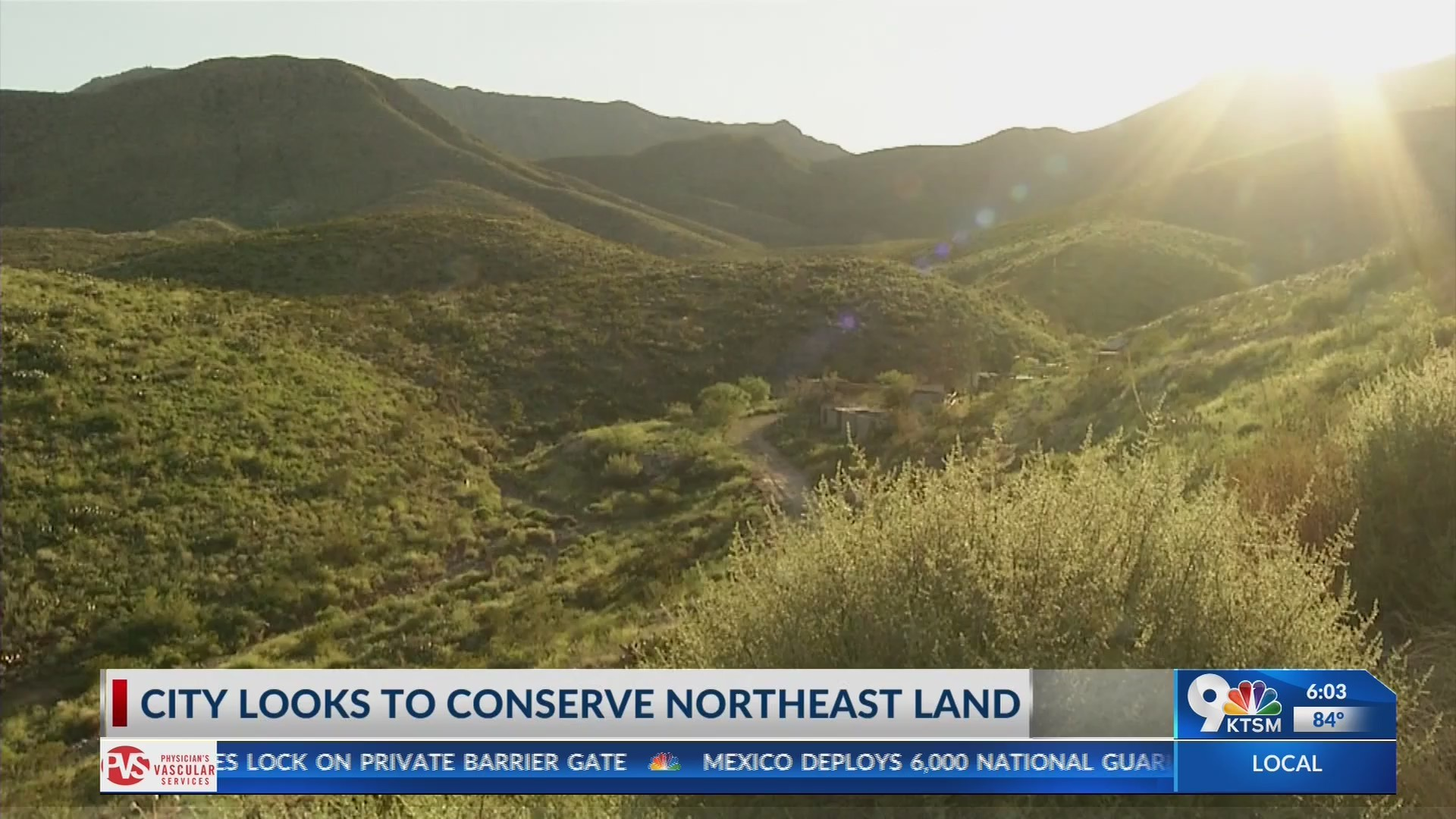 Land in Northeast El Paso awaits next step to be conserved forever