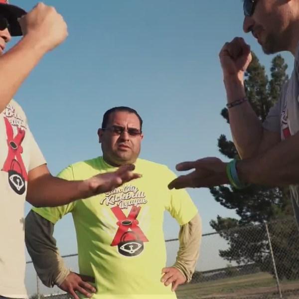 Sun City Kickball League