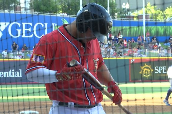 Chihuahuas top Dodgers 10-7 to snap three-game losing streak