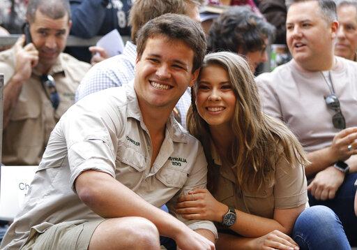 Chandler Powell, Bindi Irwin